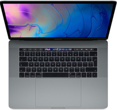 Apple MacBook Pro 15 Touch 2018 16/4TB 2,6GHz 560 Space Gray