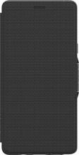 GEAR4 D3O Oxford Galaxy Note 9 Book Case Zwart