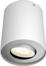 Philips Hue Pillar Extra Single Spot Wit