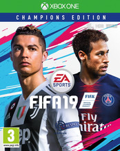 FIFA 19 Xbox One Champions Edition