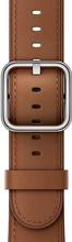 Apple Watch 38mm Klassiek Lederen Polsband Bruin