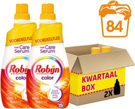 Robijn Klein & Krachtig Color: 2 x 1,5 liter