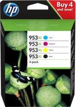 HP 953XL Combo Pack 4-Kleuren (3HZ52AE)