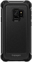 Spigen Pro Guard Samsung Galaxy S9 Full Body Zwart