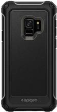 Spigen Pro Guard Samsung Galaxy S9 Full Body Grijs