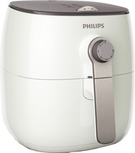 Philips Airfryer Twin TurboStar HD9721/20 Wit
