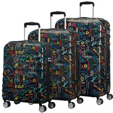 American Tourister WaveBreaker Set A 3 Chalkboards