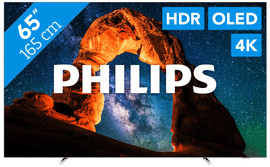 Philips 65OLED803 Ambilight