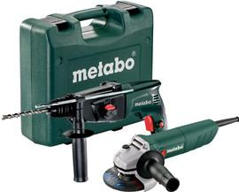 Metabo Combiset (KHE 2444+ W 750-125)