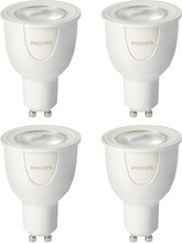 Philips Hue White and Color GU10 (4x)