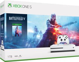 Xbox One S 1TB Battlefield 5