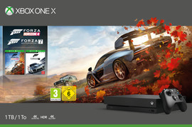 Xbox One X 1TB Forza Horizon 4