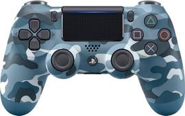 Sony DualShock 4 Controller PS4 V2 Blauw Camo