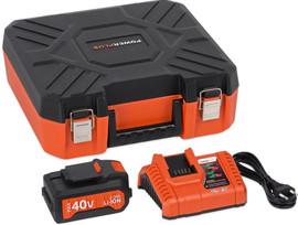 Powerplus Acculader + Accu 40V 2,6 Ah Li-Ion
