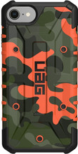 UAG Pathfinder Camo Apple iPhone 6S/7/8 Back Cover Oranje