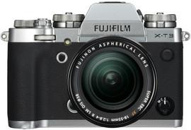 Fujifilm X-T3 Zilver + XF 18-55mm f/2.8-4.0 R LM OIS