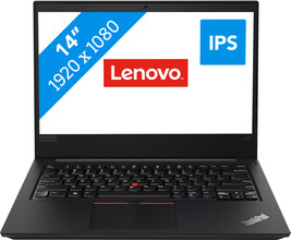 Lenovo Thinkpad E480 i3 - 8GB - 128GB SSD