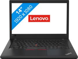 Lenovo Thinkpad T480 i7 - 16GB - 512GB SSD