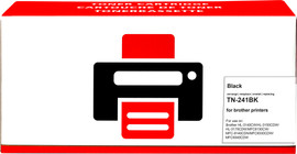 Huismerk TN-241BK Toner Zwart