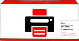Pixeljet MLT-D116L Toner Zwart XL (VOOR SAMSUNG)