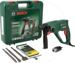 Bosch PBH 2500 SRE+ beitelset