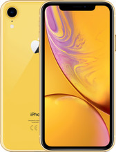 Apple iPhone Xr 256 GB Geel