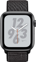 Apple Watch Series 4 44mm Nike+ Space Gray Aluminium/NylonSp