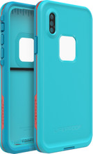 Lifeproof Fre iPhone XS Full Body Blauw