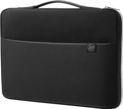 HP 15.6'' Carry Sleeve Black/Silver