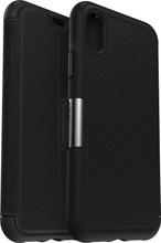 Otterbox Strada iPhone XR Book Case Zwart