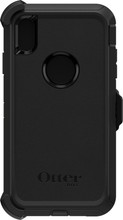 Otterbox Defender iPhone XS Max Back Cover Zwart