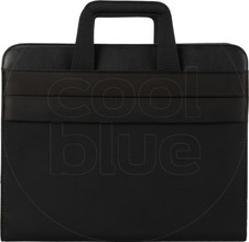Samsonite Stationery Spectrolite 2 Zip Folder A4 Ret H Black