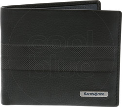 Samsonite Spectrolite SLG Billfold 7CC Coin Black/Night Blue
