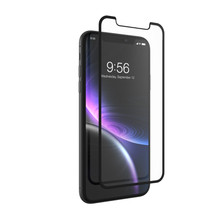 InvisibleShield Curved Glass iPhone Xr Screenprotector Glas