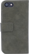 Mobilize SE Classic Gelly Wallet iPhone 7/8 Book Case Groen