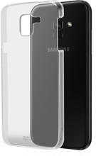 Azuri Glossy TPU Samsung Galaxy A8 (2018) Back Cover Transpa