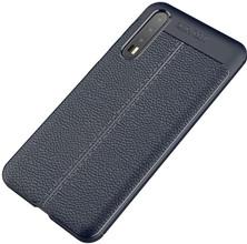 Just in Case Soft Design TPU P20 Pro Back Cover Blauw