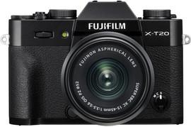 Fujifilm X-T20 Zwart + XC 15-45mm OIS PZ