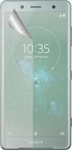 Azuri Sony XZ2 Compact Screenprotector Plastic Duo Pack