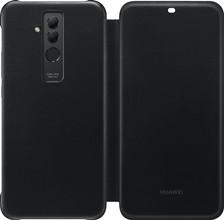 Huawei Mate 20 Lite Wallet Cover Zwart