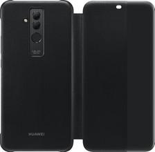 Huawei Mate 20 Lite Flip View Cover Zwart