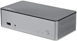StarTech 4K dual-monitor USB-C docking station met 60W PD en