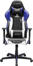 DX Racer Racing Gaming Chair PS4 ED Blauw/Zwart/Wit
