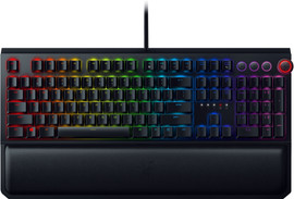 Razer BlackWidow Elite Yellow QWERTY