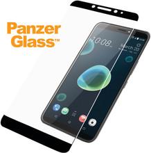 PanzerGlass Screenprotector HTC Desire 12 Zwart