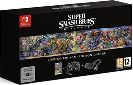 Super Smash Bros. Ultimate Limited Edition Switch