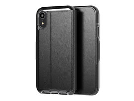 Tech21 Evo Wallet Apple iPhone XR Book Case Zwart