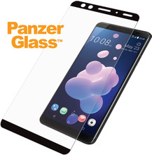 PanzerGlass Screenprotector HTC U12 Plus Zwart