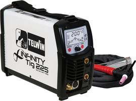 Telwin Spa INFINITY TIG 225 DC-HF/LIFT VRD
