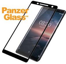 PanzerGlass Screenprotector Nokia 8 Sirocco Zwart